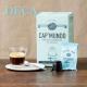 Dabéma, décaféiné sans solvant pour Nespresso