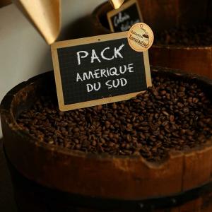 Pack café Amérique du Sud