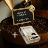 Compatible Nespresso - Pack Afrique + 100 capsules vides Nespresso