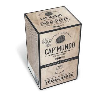 YRGACHEFFE, 10 capsules compatibles Nespresso