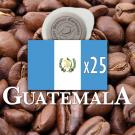 GUATEMALA - 25 dosettes ESE