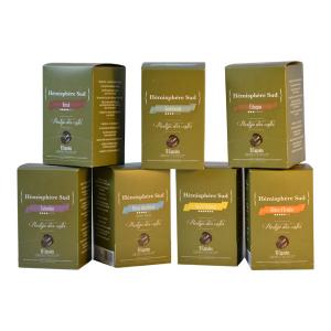 Gamme Hémisphère Sud - 70 capsules de café Nespresso