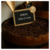Café du Brésil - Bob O Link- en grain ou moulu