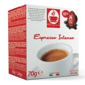 Espresso Intenso - 10 capsules de café compatible A Modo Mio