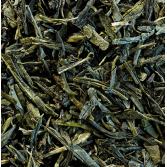 Thé vert Sencha Earl Grey