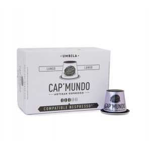 Umbila 50 capsules Nespresso