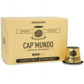 Zebrano, 10 capsules compatibles Nespresso